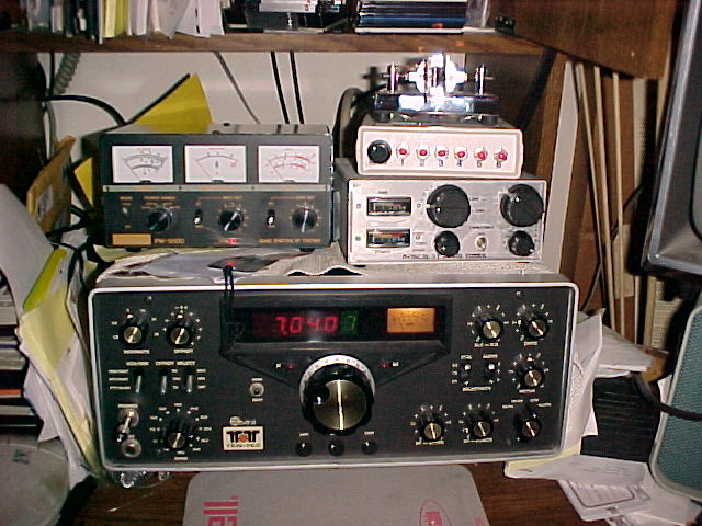 Started out as a No-Code tech in 1992 after many years of dreaming. Started  upgrading 1 year later and received my Extra in 1994. Started reading qrp-l  soon ...