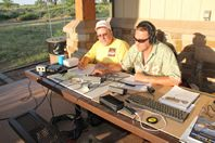 CQC Field Day Aloha Site by Roger J. Wendell - 06-25-2016