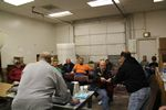 Colorado QRP Club General Meeting photos by Roger J. Wendell - 01-12-2013