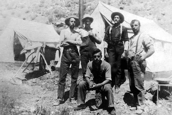 The Great Colorado Gold Rush